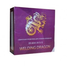 Проволока Welding Dragon ER 4043 1.0 мм 2 кг D200