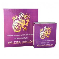 Проволока Welding Dragon ER 5356 1.0 мм 2 кг (D200)