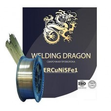 Проволока Welding Dragon МНЖКТ 5-1-0.2-0.2 1.2 мм 5 кг (D200)