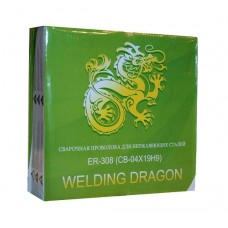 Проволока Welding Dragon ER 308 1.0 мм 5 кг D200